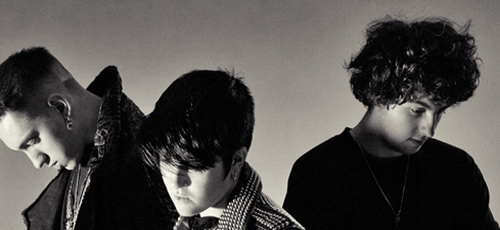 The xx, Jamie Smith is on the right