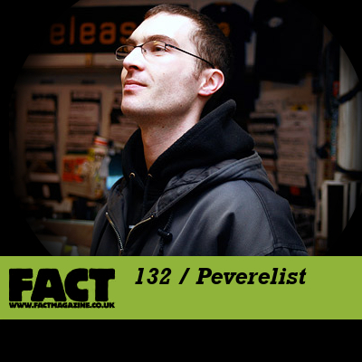 FACT mix 132: Peverelist (March 2010)