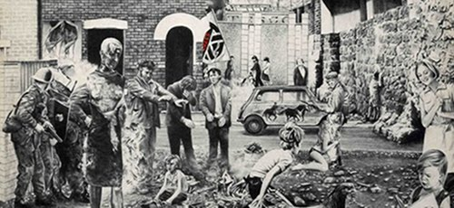 Crass Reissue The Feeding Of The Five Thousand Fact
