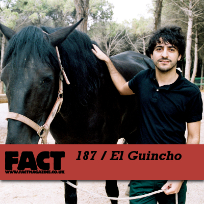 FACT mix 187: El Guincho MP3