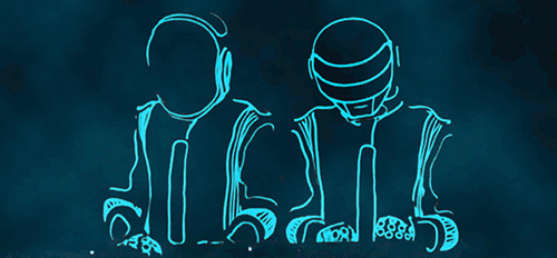 Daft Punk Tell All About Tron Legacy Fact Magazine