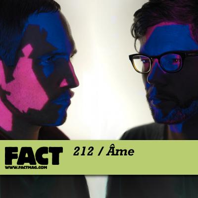 FACT mix 212: Ã'me