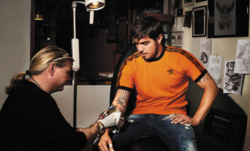 umbro tattoo