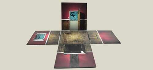 Explosions In The Sky Present Cross Shaped Vinyl Edition
