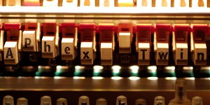 The art of… Aphex Twin