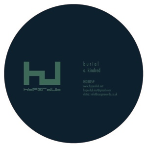 Burial: <i>Kindred EP</i>