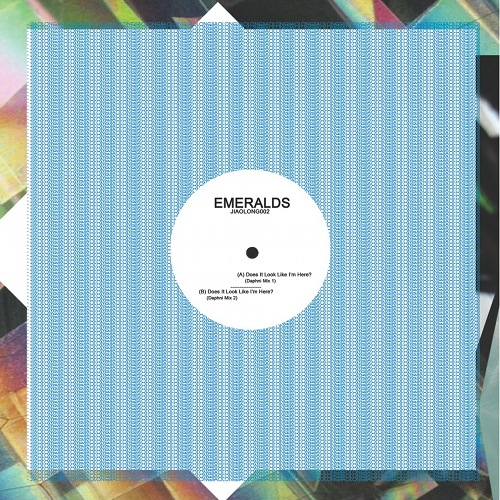 Emeralds – 'Does It Look Like I'm Here?' (Daphni Remixes)