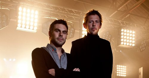 Groove Armada talk ditching the major labels and signing to Hypercolour