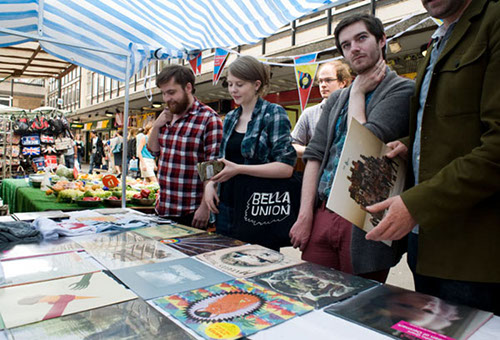 Independent Label Market returns to London in May