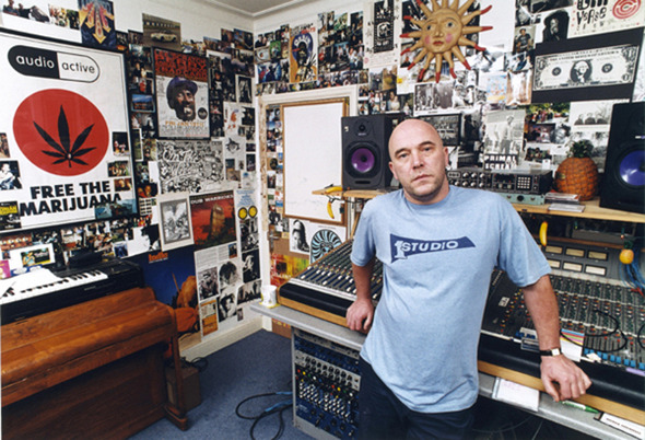 Adrian Sherwood and On-U Sound: adventures in schizophonic sound