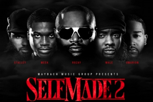 Maybach Music Group reveal <em>Self-Made 2</em> tracklisting; Nas and T.I. feature