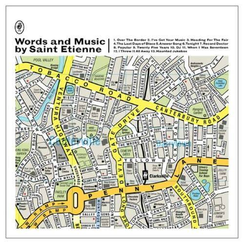 Listen to Saint Etienne&#8217;s <em>Words And Music By Saint Etienne</em> in full