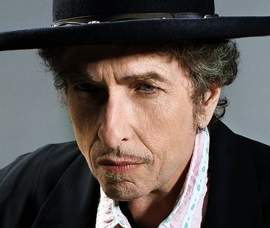 Bob Dylan awarded Presidential Medal of Freedom; new album due in September