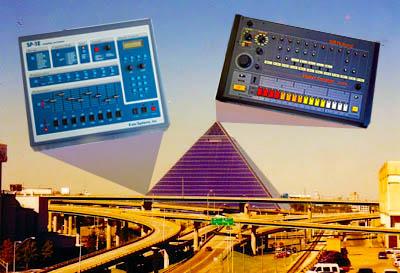 Legowelt mixes up '90s Memphis hip-hop: Summer has officially arrived