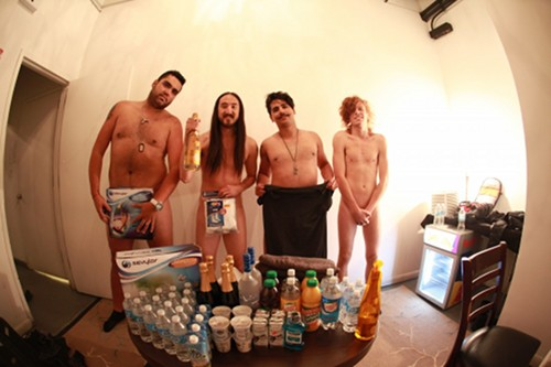 &#8220;Two bottles of Cristal is definitely a ballin&#8217; move&#8221;: Steve Aoki explains <i>that</i> rider