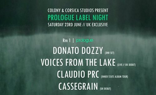Win tickets to Colony's Corsica Studios night this Saturday