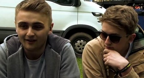 FACT TV at Lovebox: Disclosure