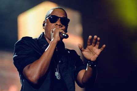 Watch Jay-Z live in London last night, with guest spots from Kanye, Rihanna and M.I.A.