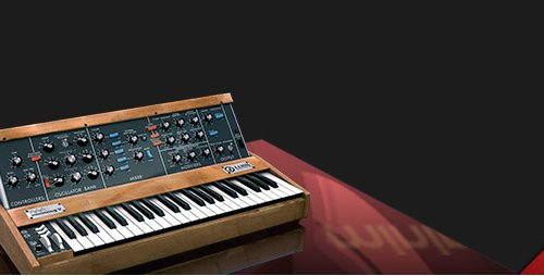 Download a soft Minimoog, usual price $229, for free