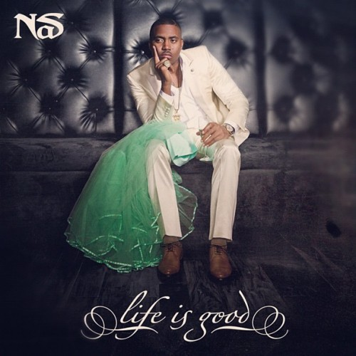 Nas reveals Life is Good tracklist: Amy Winehouse, Miguel and more feature
