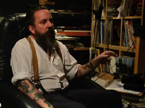 In the studio with... Andrew Weatherall