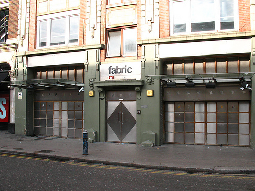 Fabric start new label, Electronic Explorations' Rob Booth at the helm