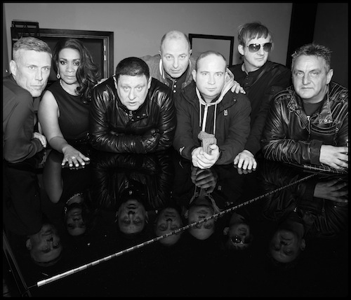Happy Mondays working on first album in 20 years