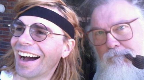 Download a free track from lo-fi eccentric R. Stevie Moore's new retrospective
