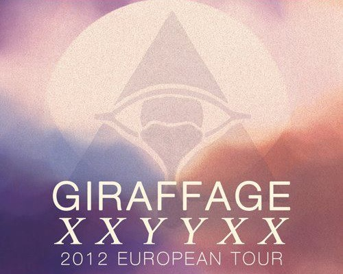 Up-and-coming producers Giraffage and XXYYXX tour Europe