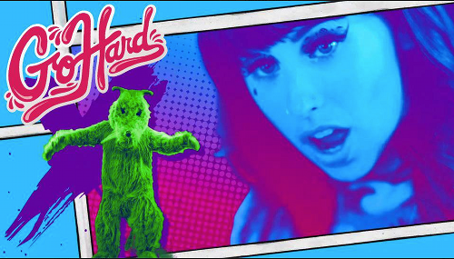 Hear Kreayshawn's (fairly abysmal) new single, 'Go Hard'