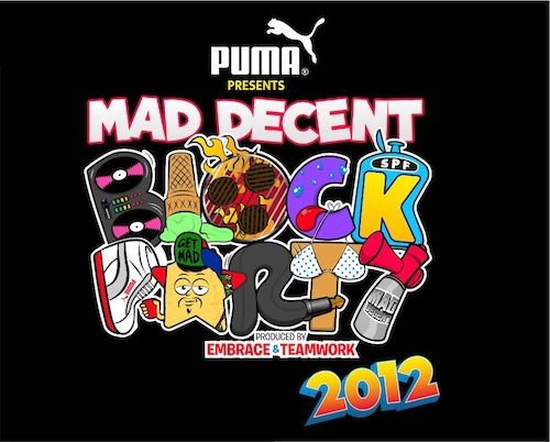 Lineups announced for upcoming Mad Decent Block Parties
