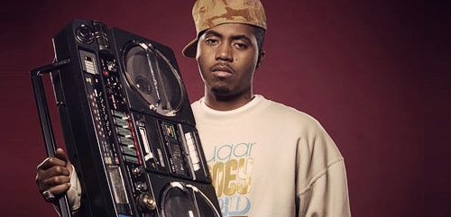 Nas invites Large Professor onto his 'Loco-Motive'