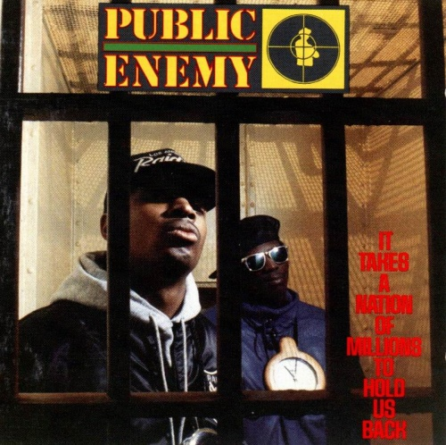 Public Enemy, the weight of the canon and that NPR piece
