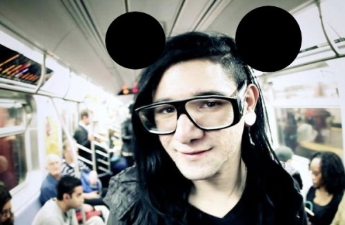 Skrillex to score for new Disney film