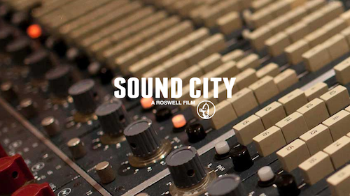 Dave Grohl teases Sound City documentary - FACT Magazine ...