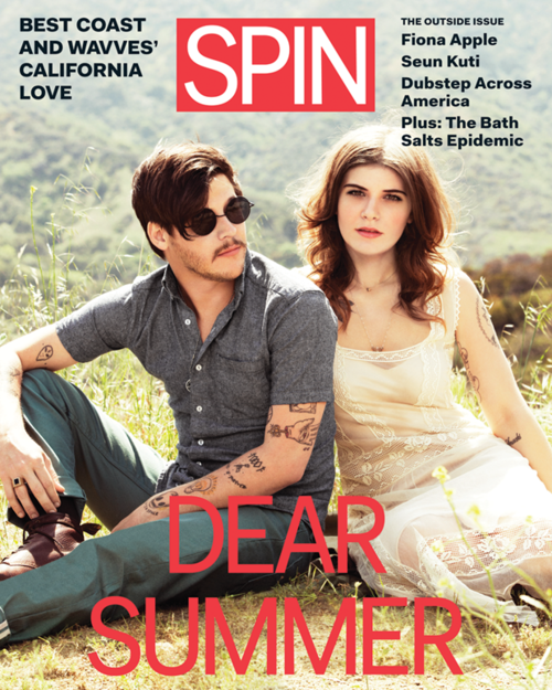 Buzzmedia acquires <em>Spin</em> magazine