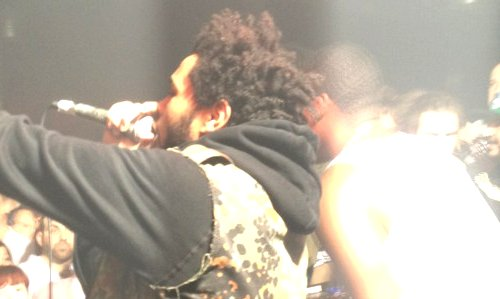 The Weeknd hits London, appears with Flying Lotus at Hyperdub and XOYO parties