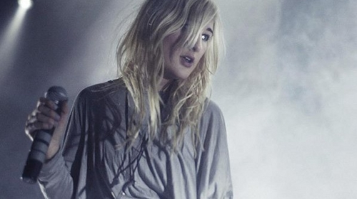 """I will try to be my own kind of pop icon."" Zola Jesus on cosmic truths and consumer manipulation"