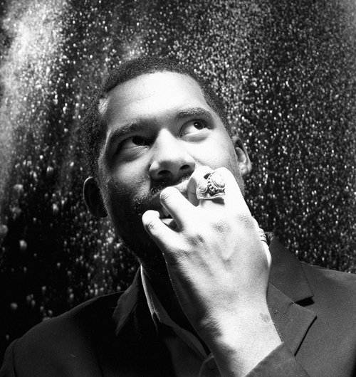 Flying Lotus producing for Shabazz Palaces, potentially The Weeknd