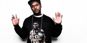 Listen to a tough new anthem by Schoolboy Q, 'Party'