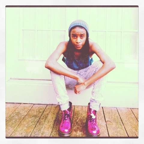 Angel Haze signs to Universal