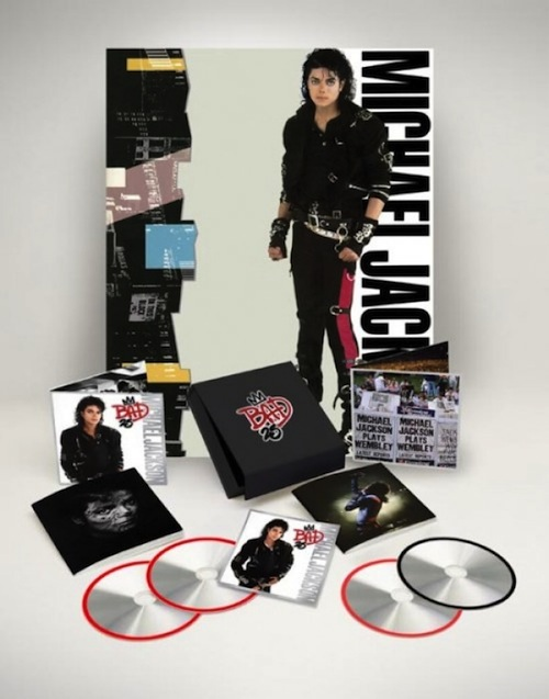 Details of Michael Jackson&#8217;s <i>BAD25</i> box set revealed