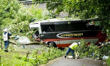 Three members of metal band Baroness still in hospital, bus driver in critical condition