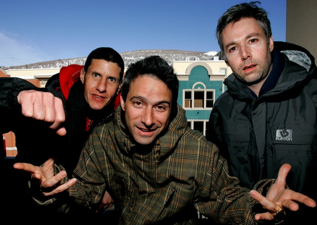 Beastie Boys sue Monster for copyright violation