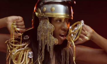 Watch Dawn Richard's heavily-costumed video 'Wild N' Faith'