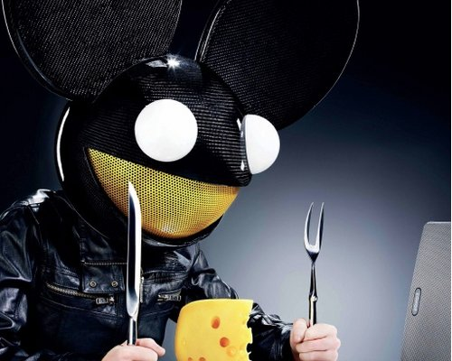 Deadmau5 announces new album, > insert album title here <