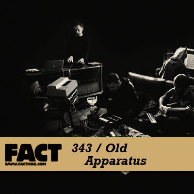 FACT mix 343 - Old Apparatus