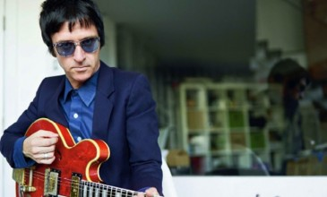 Johnny Marr featured on soundtrack for cop flick <em>The Sweeney</em>