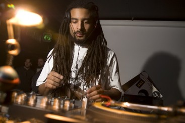 Listen to another, heavier track from Mala In Cuba
