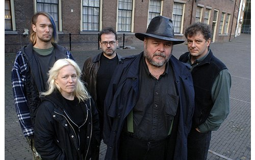 Avant-garde legends Pere Ubu release new album, The Lady from Shanghai
